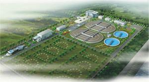 西青污水处理厂