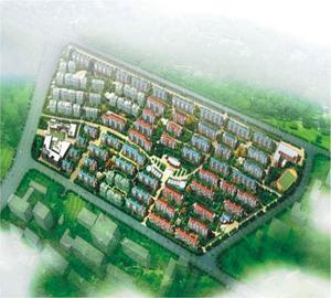 """明家庄园:利用地热梯级利用技术,被评为""""天津市绿色节能示范项目"""""""