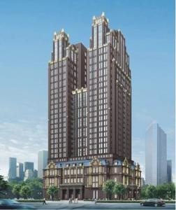 天津公馆项目(国家建设部、财政部示范工程)